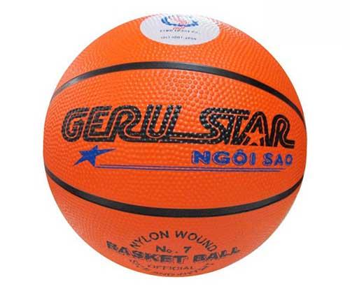 Kích thước quả bóng rổ tiêu chuẩn