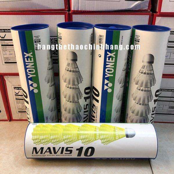 Quả cầu lông nhựa Yonex MAV 10